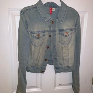 H&M mini Denim Jacket